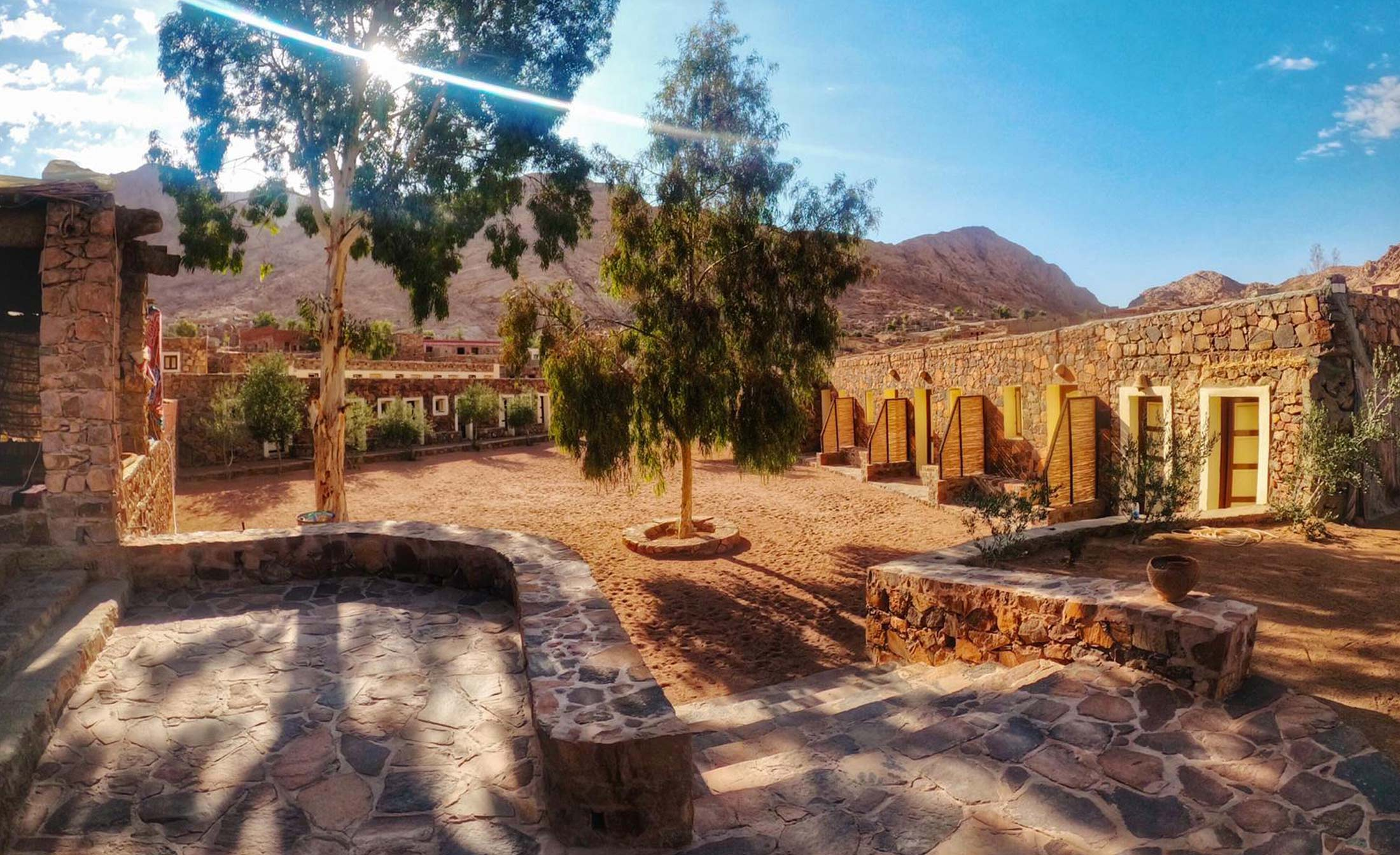 Sheikh Mousa Bedouin Camp and Guest House